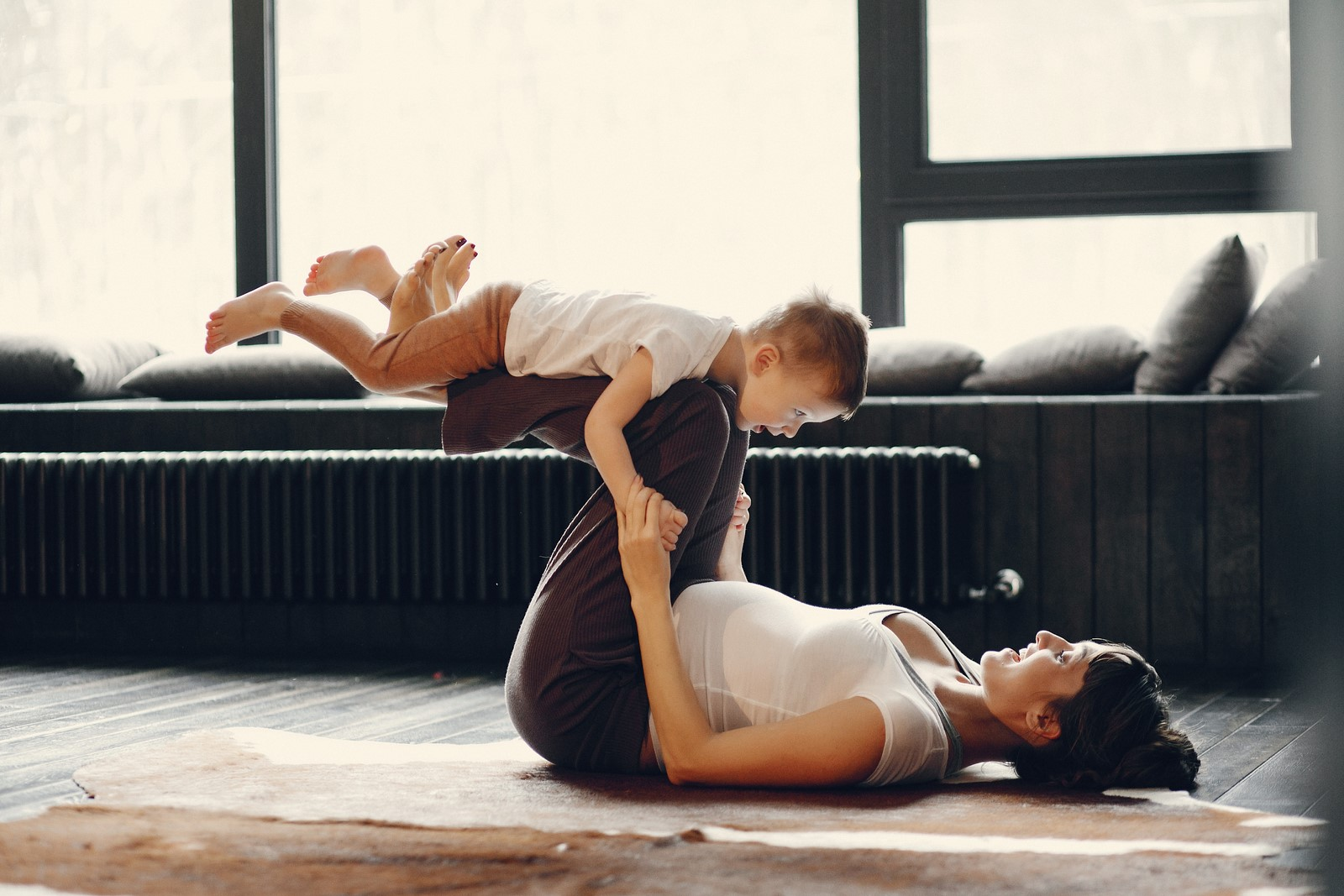 Prendre du temps pour ses enfants