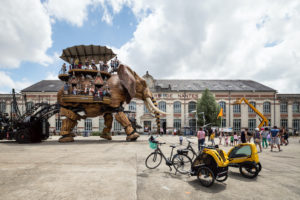 Nantes éléphant